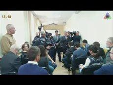 Встреча Павла Грудинина с инженерами ИГИИС